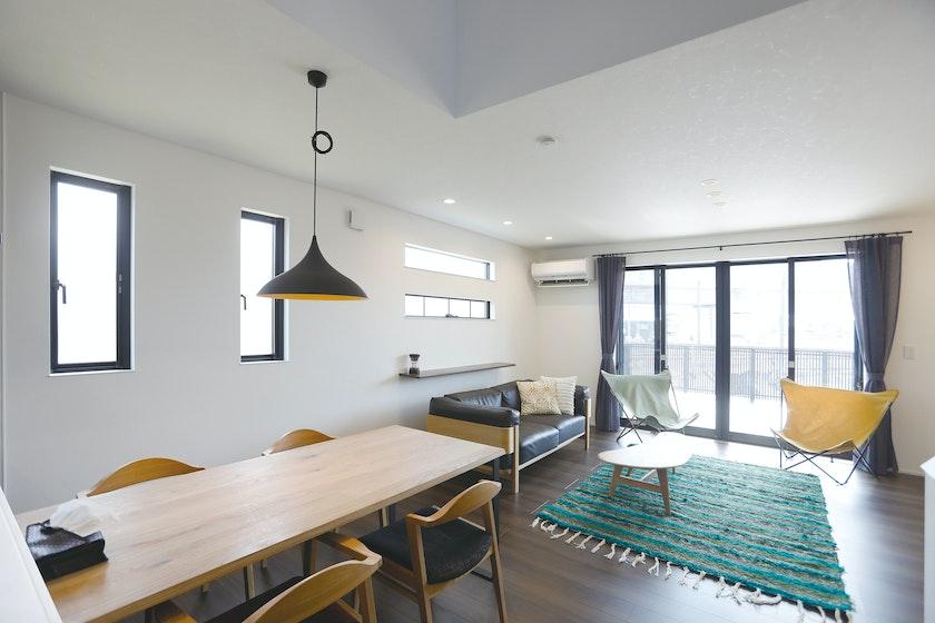 【石川】新日本ホーム_おうち時間の楽しみが広がる、2階リビングとバルコニー