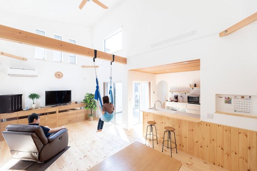【富山】株式会社 山下ホーム_暮らしやすい間取りと、自然素材で快適に