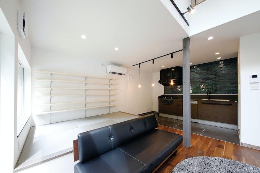 【石川】書庫のある楽しい住まいは、住宅性能も一級品