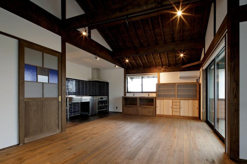 【富山】現代的な暮らしができる、新しくて懐かしい田舎の家