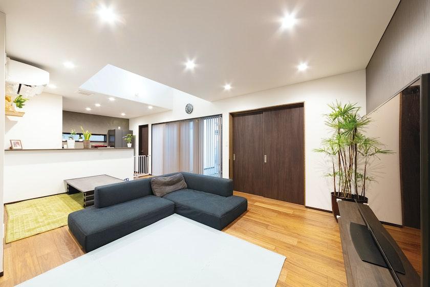 【石川】シモアラ_モデルハウスを家族の生活に合わせてカスタマイズ
