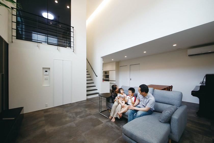 【石川】株式会社ココ地建_生活感を隠してスッキリ暮らせるデザインハウス
