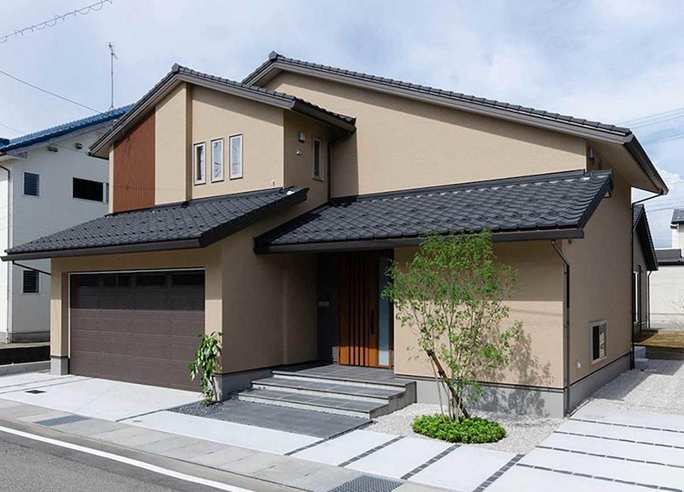 【石川】オスカーホーム_モデルハウス_和モダン