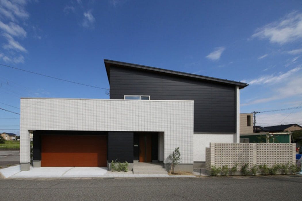 【富山】オスカーホーム_モデルハウス_スキップフロア